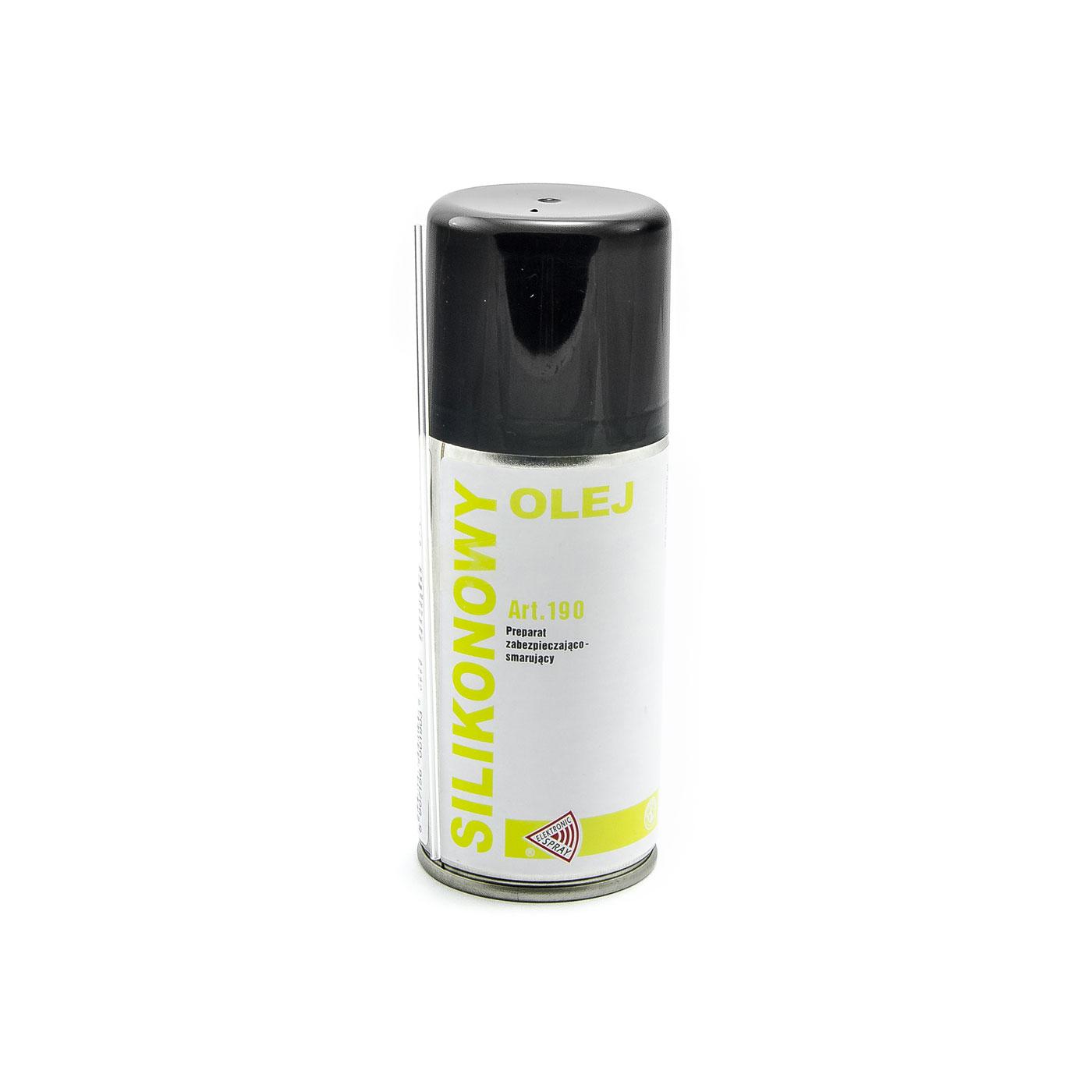 Silikonový olej ve spreji 150ml