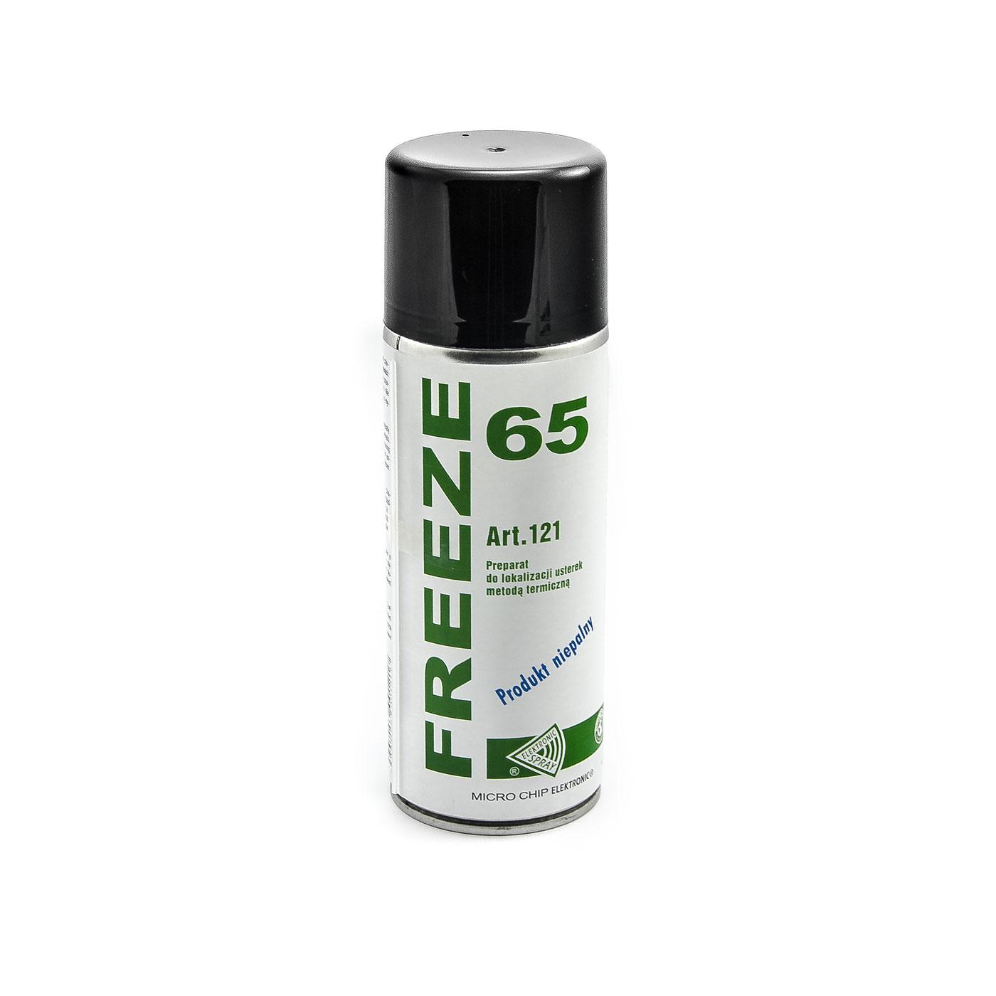 Chladící sprej Freeze 65 -65°C 400ml