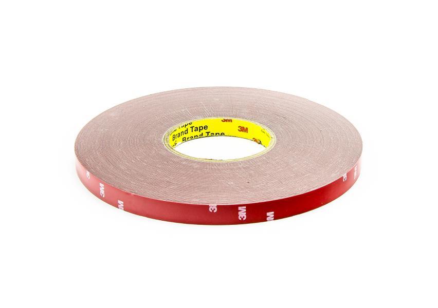 Oboustranná těsnící páska šedá tloušťka 0.5mm, šíře 10mm, délka 60m