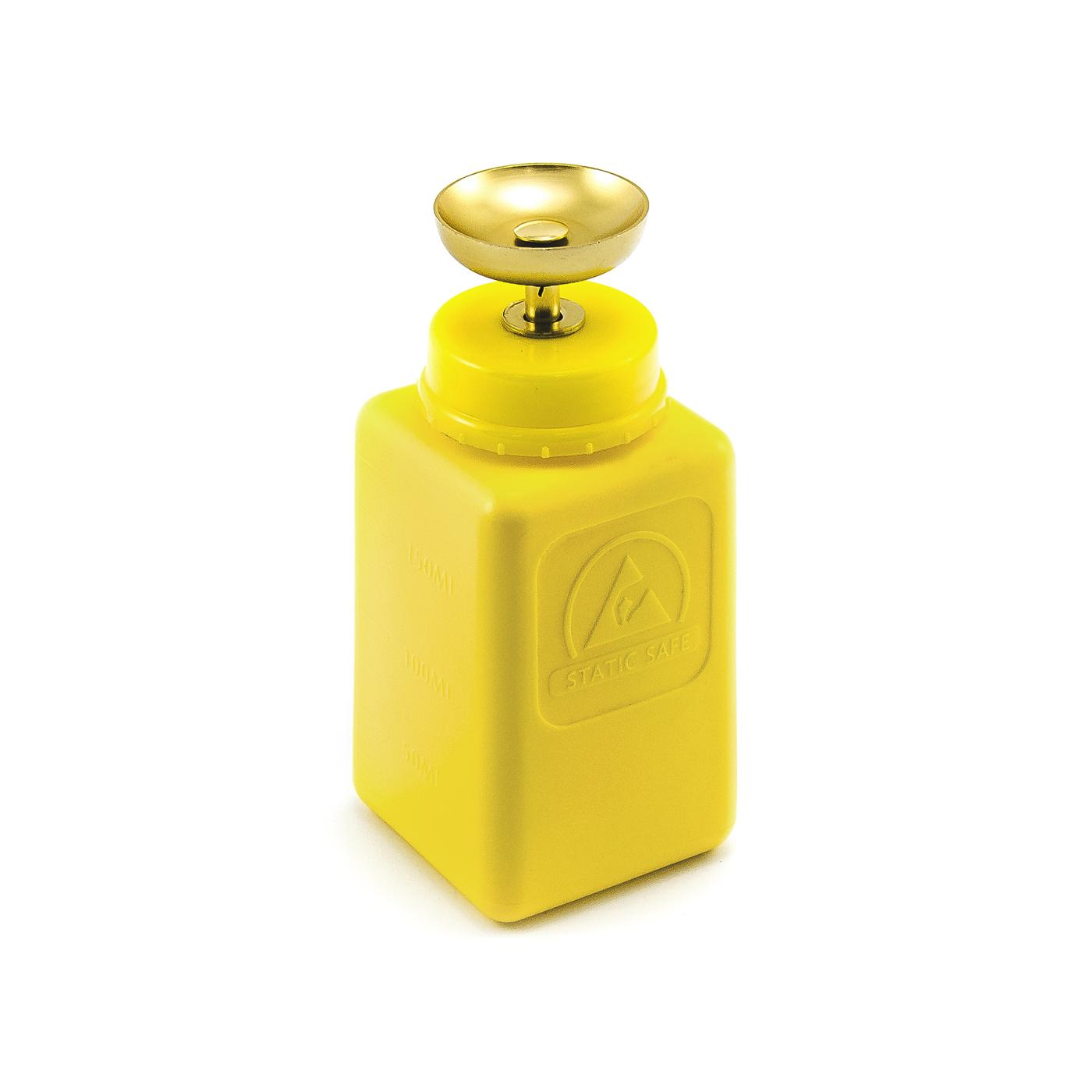 Dávkovač těkavých látek antistatický 200ml žlutý