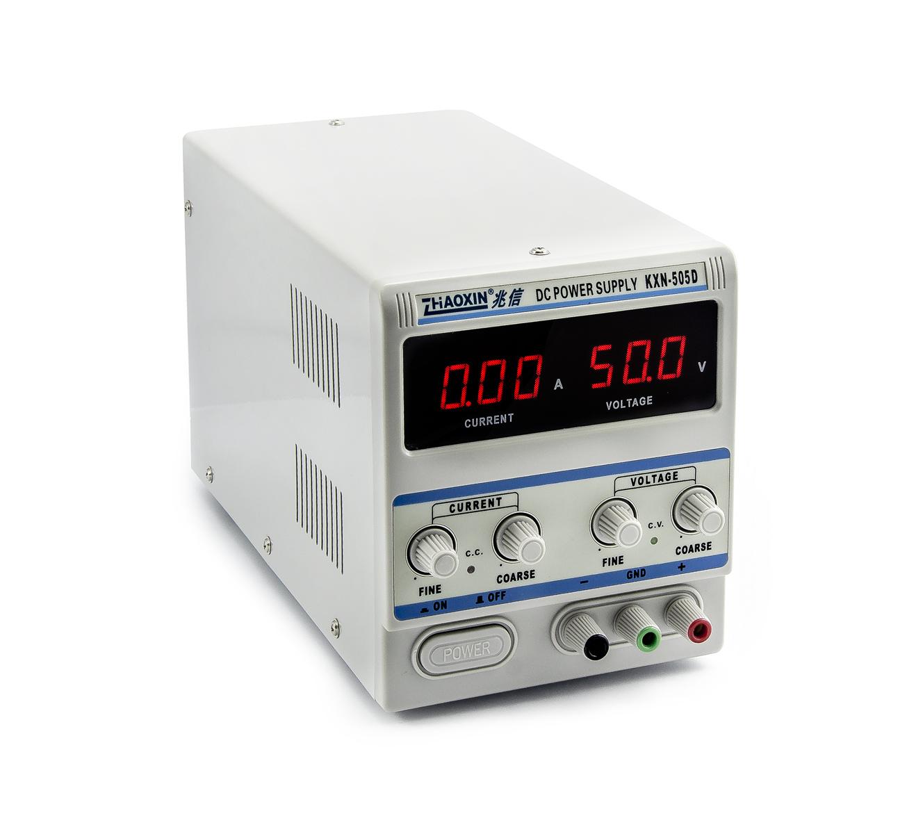 Laboratorní zdroj KXN-505D 0-50V/5A