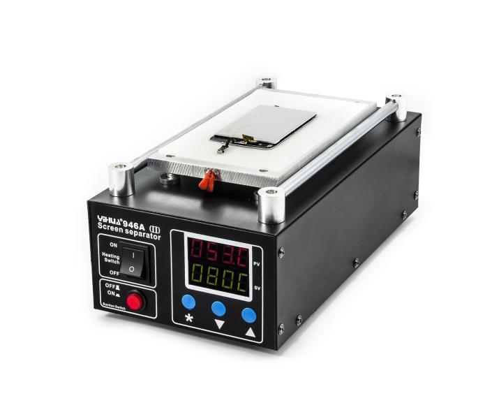 Oddělovač LCD displejů s podtlakem Yihua 946A II - screen separator
