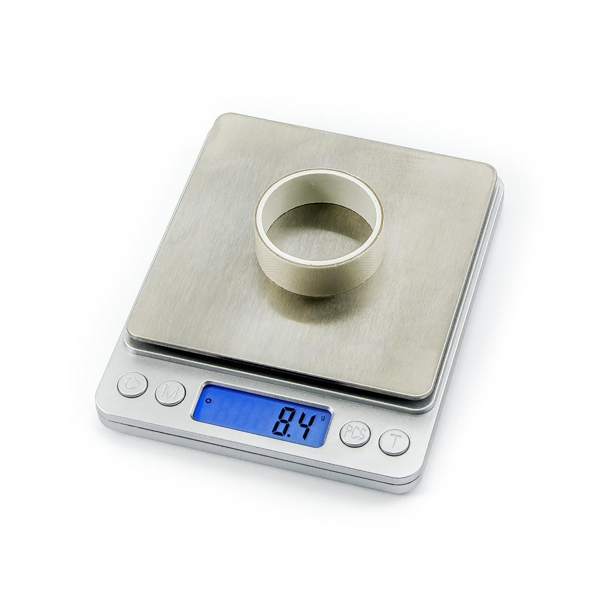 Profesionální digitální váha 3000g/0,1g dílek
