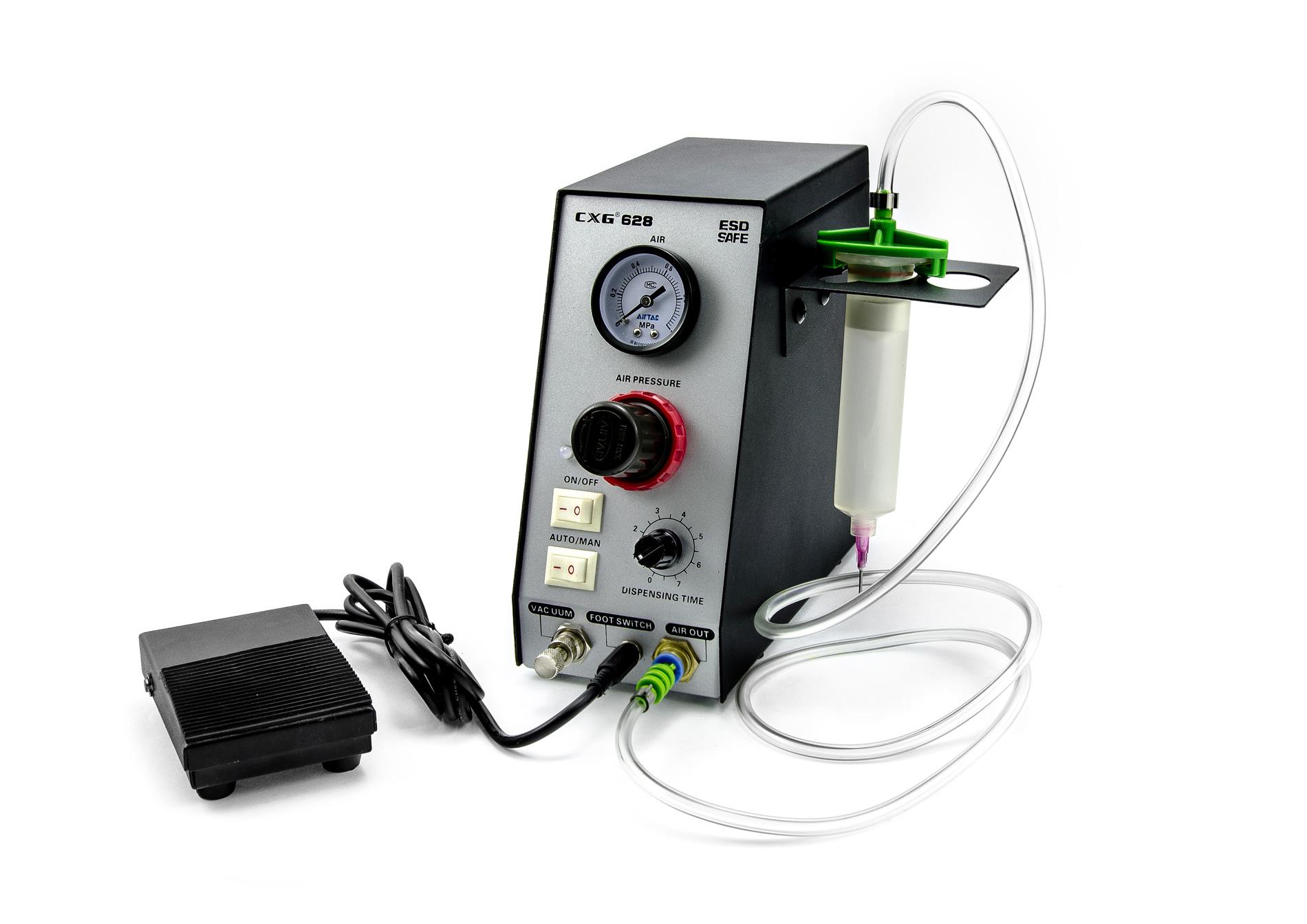Automatický dávkovač tekutých přípravků typ CXG 628