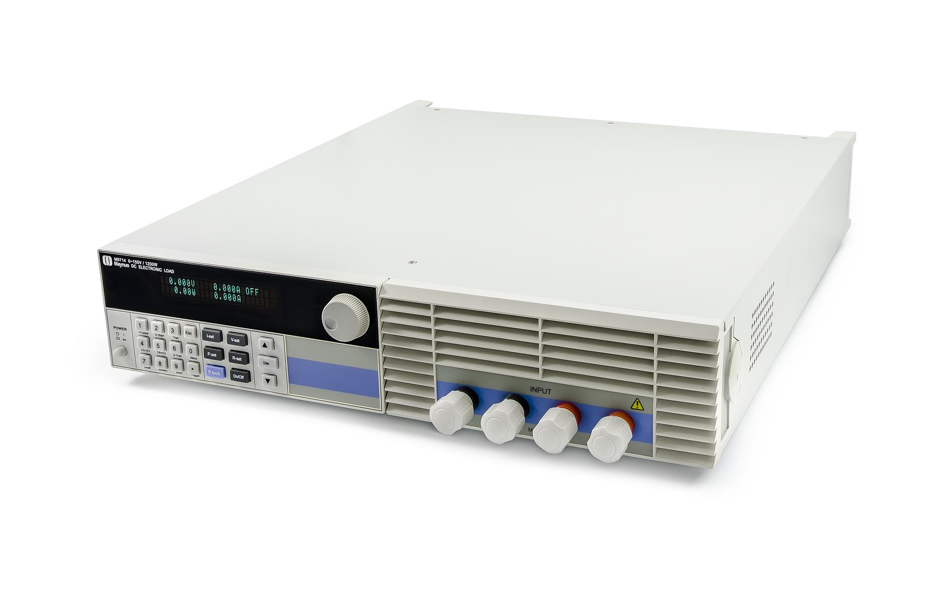 Elektronická zátěž Maynuo M9714 1200W, DC 0-150V, 0-240A