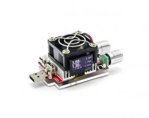 Elektronická zátěž s měřením pro USB, USB-C, micro a mini USB, 35W