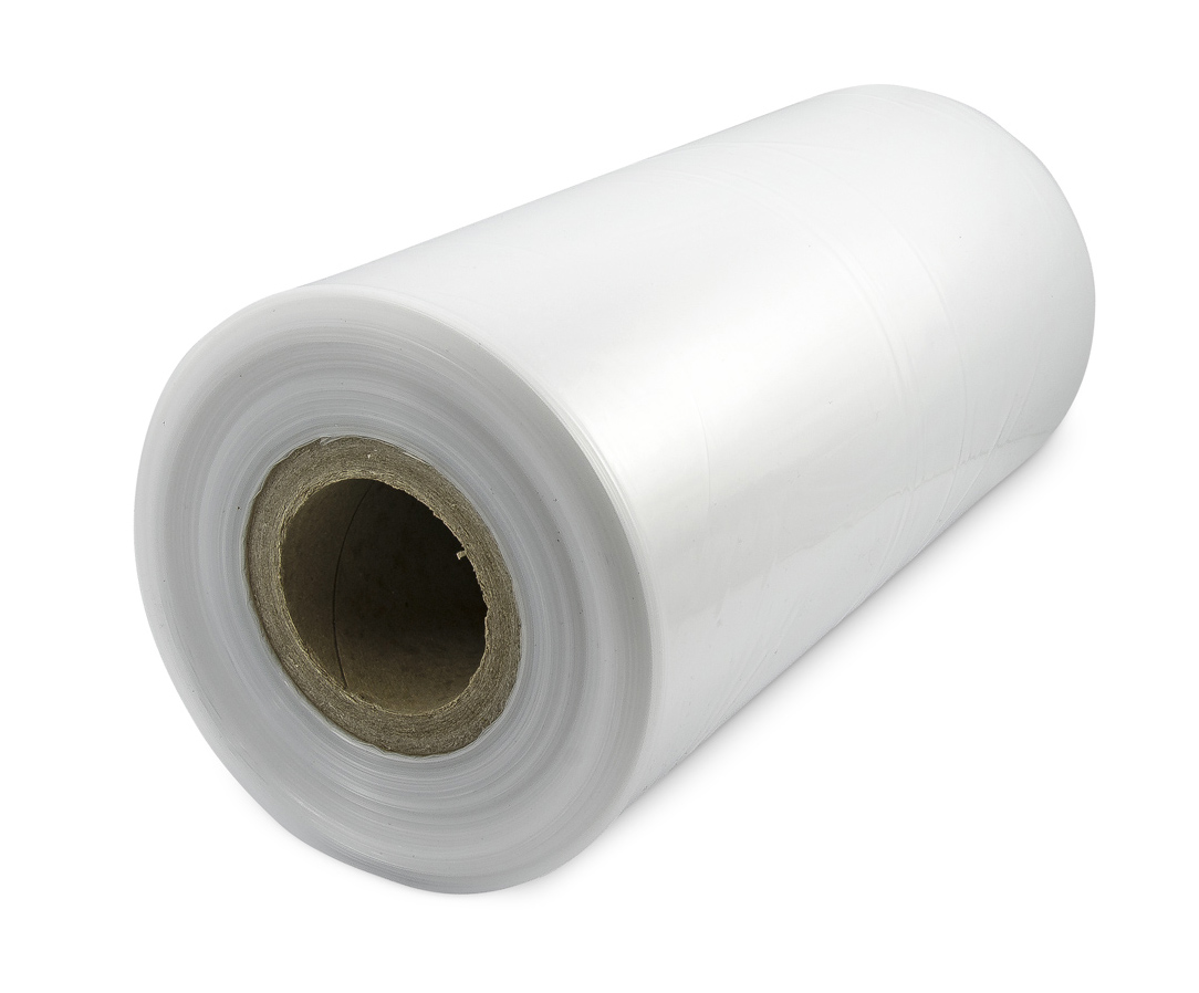 PE fólie hadice (tunel) síla 45micron, šířka 400mm, délka 10m