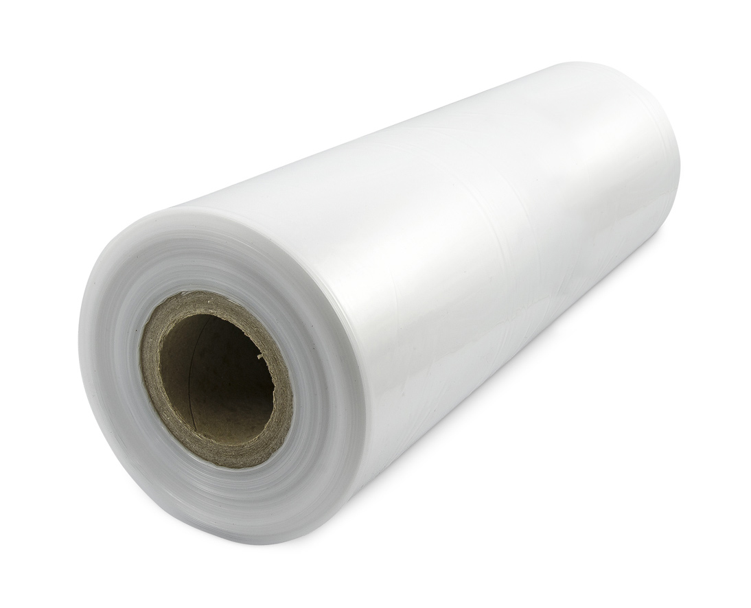 PE fólie rukáv (tunel) síla 45micron, šířka 600mm, délka 200m