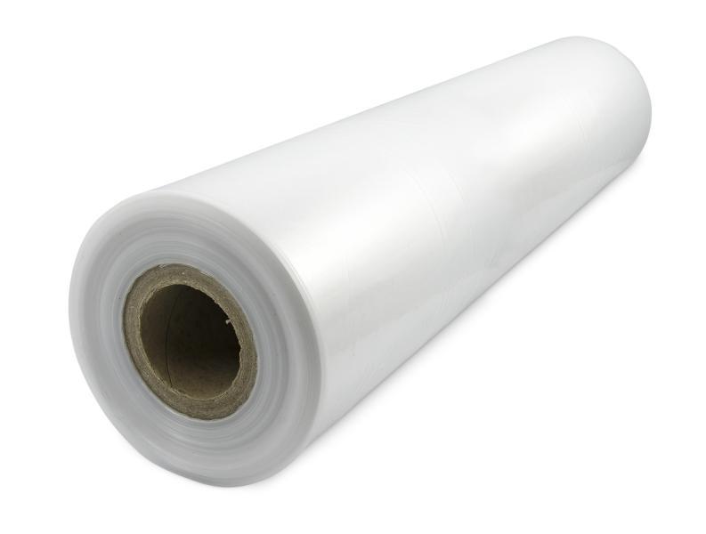 PE fólie rukáv (tunel) síla 45micron, šířka 800mm, délka 10m