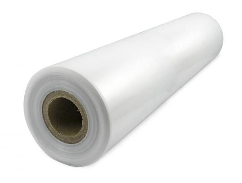 PE fólie rukáv (tunel) síla 45micron, šířka 800mm, délka 200m