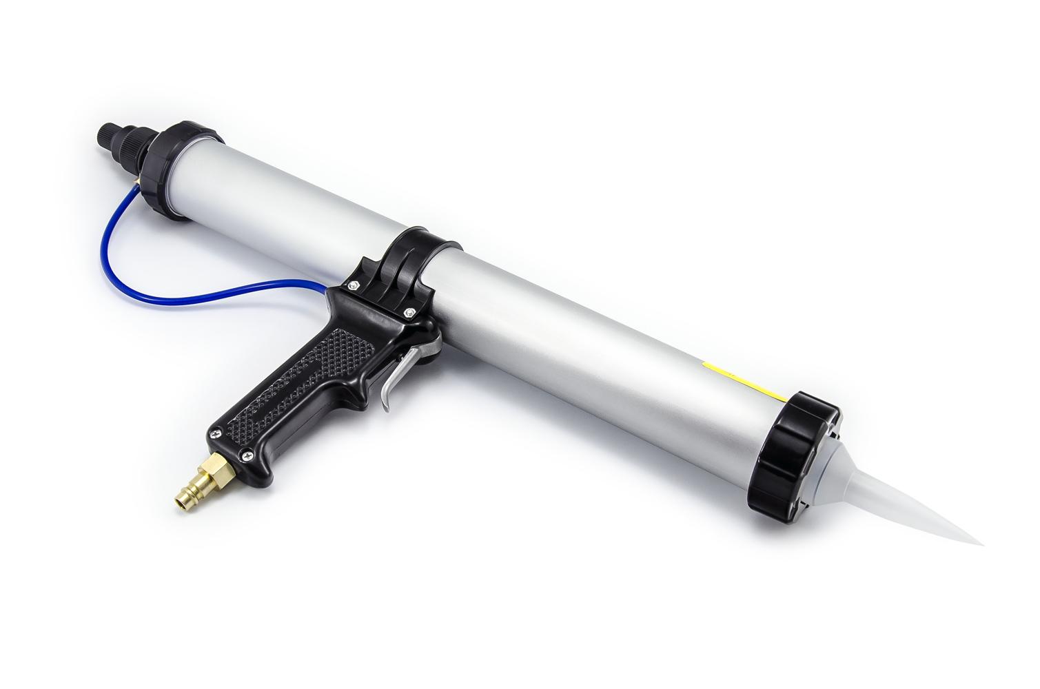 Pneumatická pistole pro aplikaci z hadicových sáčků (střívek) 600ml