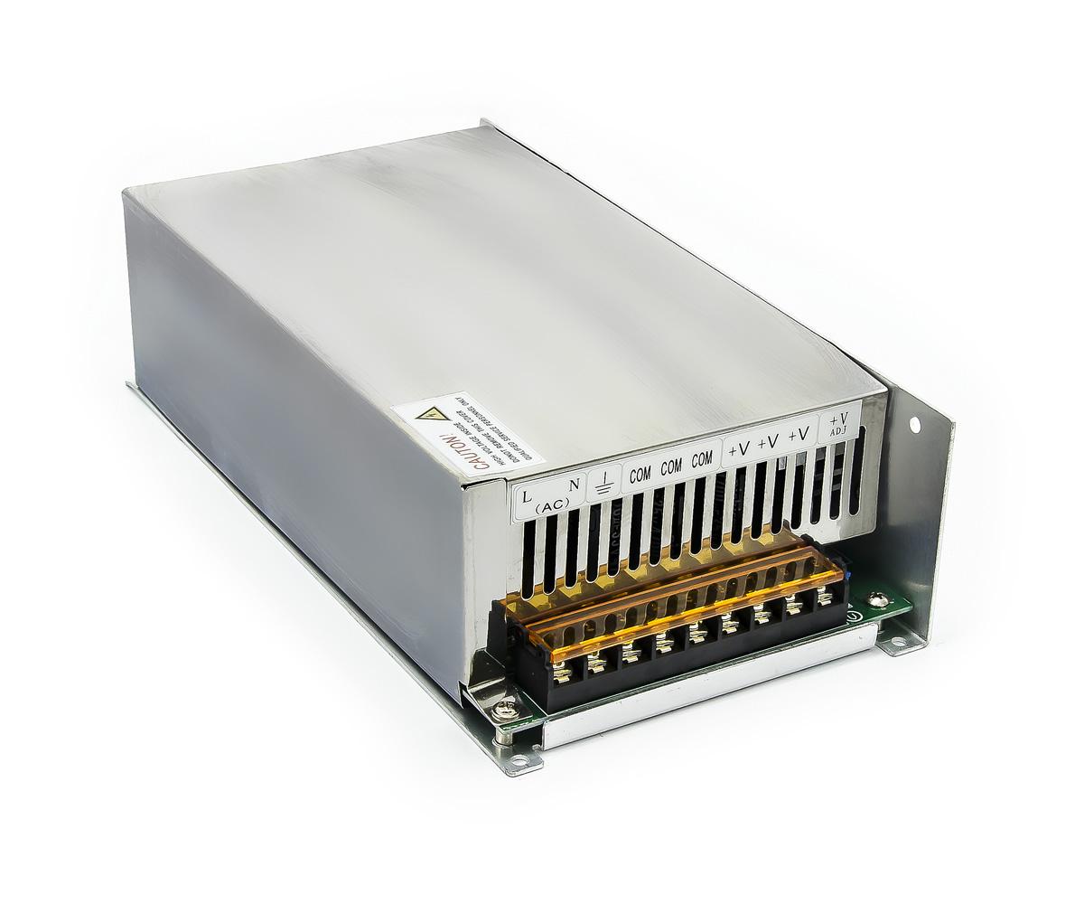 Spínaný zdroj WXD-1200W 3 - 24V 50A 1200W