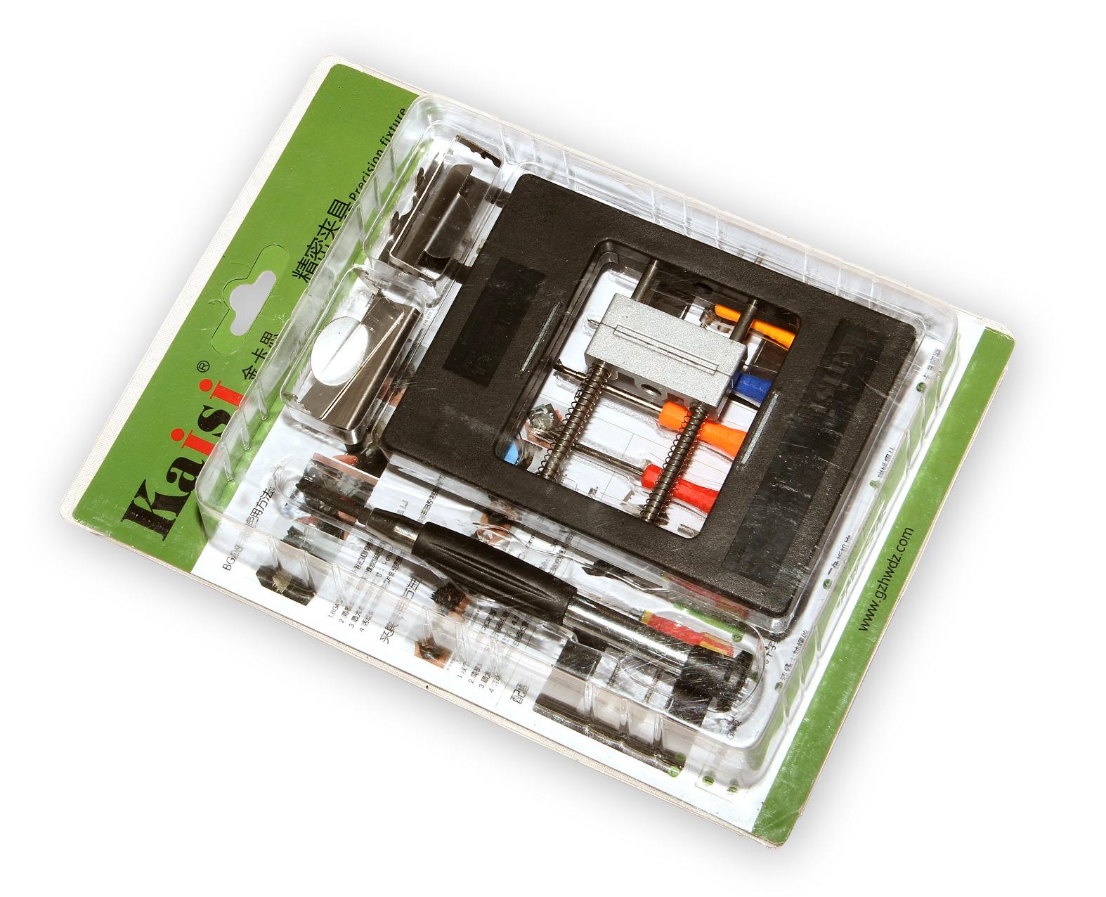 Držák obvodů BGA a desek mobilních telefonů