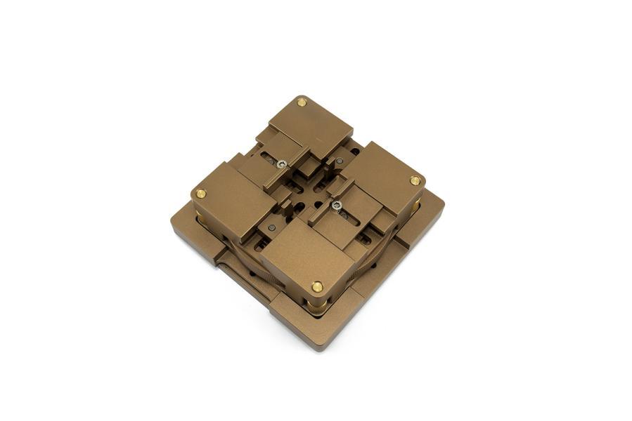 Univerzální držák BGA šablon rozměru 8 i 9 cm
