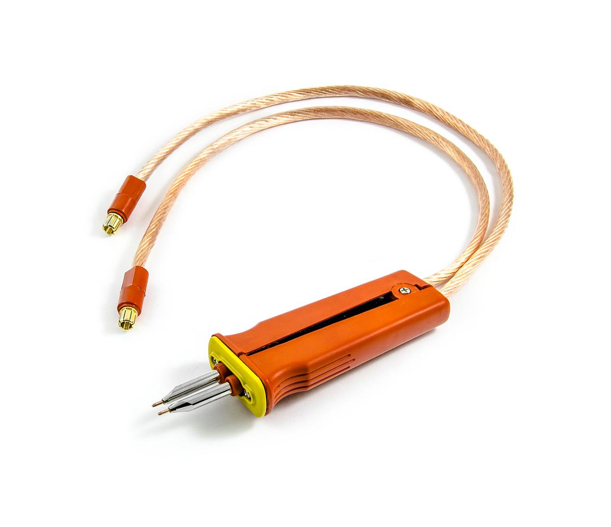 Svařovací kleště (elektrody) ke svářečce baterií Sunkko 709A