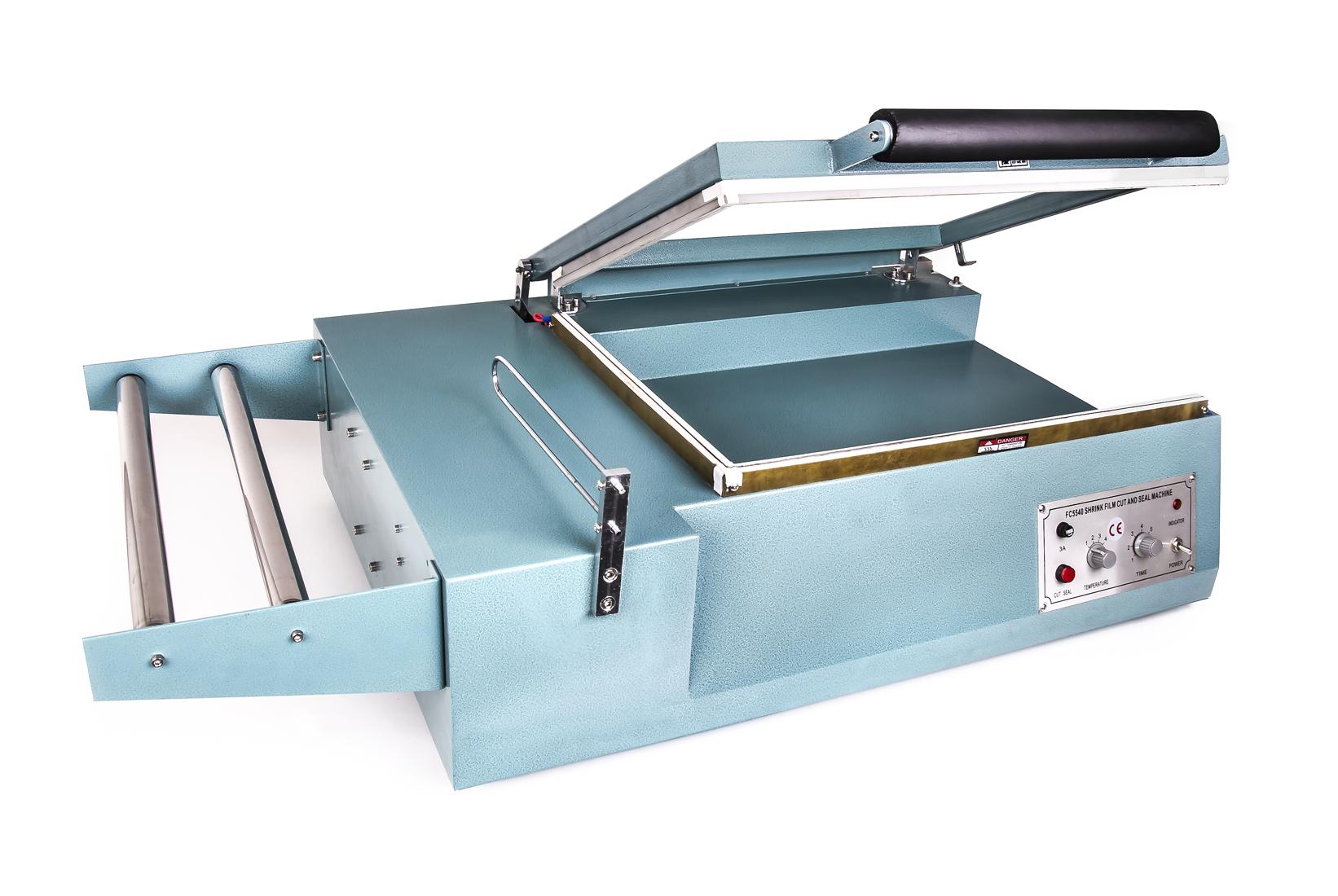 Úhlová svářečka polorukávových fólií FC-5540 550 x 400mm