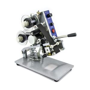 Ruční termotransferová tiskárna výrobních a expiračních štítků HP-130