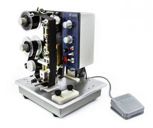 Termotransferová hotstamp tiskárna expiračních dat na sáčky a obaly HP-241