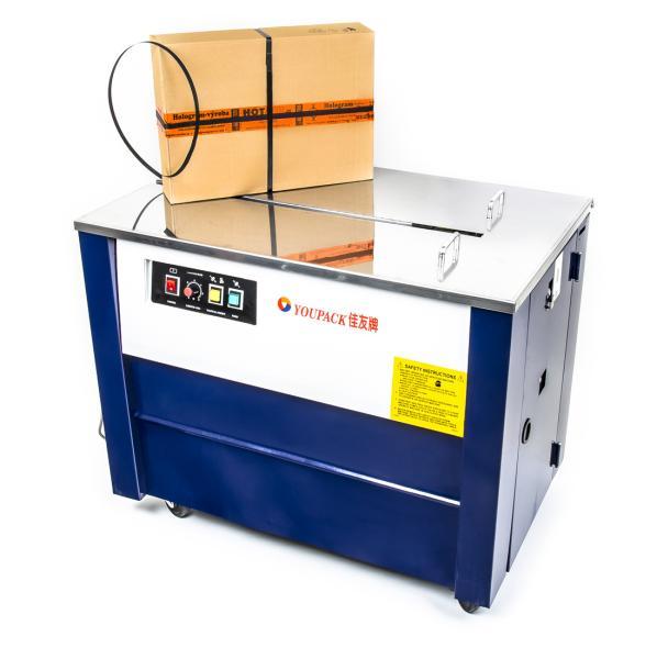 Poloautomatický páskovač plastových PP pásek YouPack KZB
