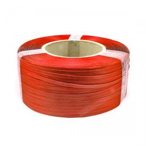 PP vázací páska 11 x 0.55mm 3000m červená