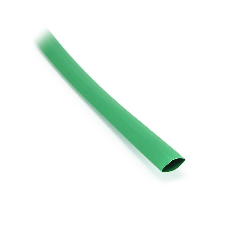 Smršťovací bužírka 8,8mm/5,2mm zelená