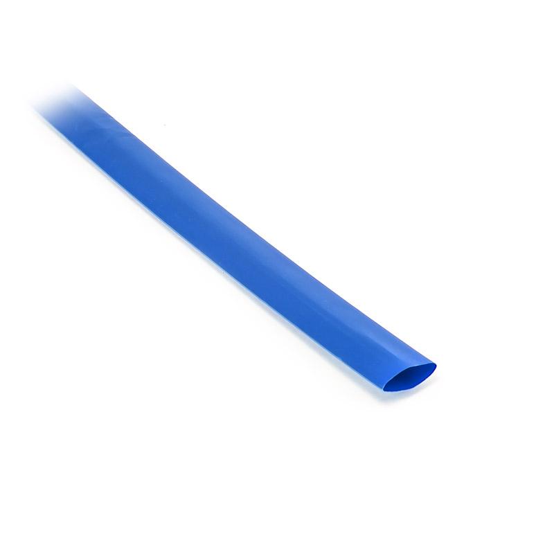 Smršťovací bužírka 11,2mm/5,1mm modrá