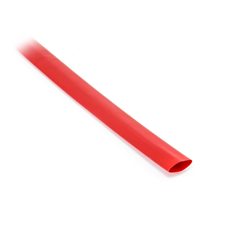 Smršťovací bužírka 10,9mm/5,3mm červená