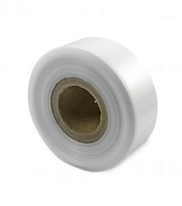 Polyolefinová smrštitelná fólie - polorukáv, 19micron, délka 1000m, šířka 100mm