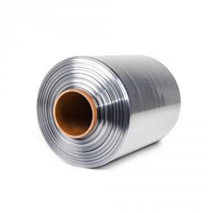 Teplem smštitelná PVC fólie - polorukáv, 30micron, šířka 250mm, délka 400m