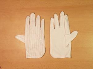 Elastické rukavice s gripem