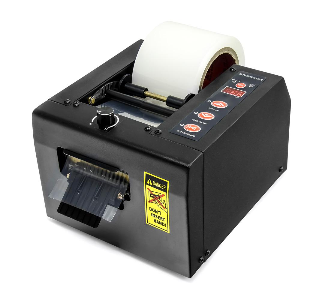 Automatický dávkovač a řezač lepících pásek SVD-80 do šířky 80mm