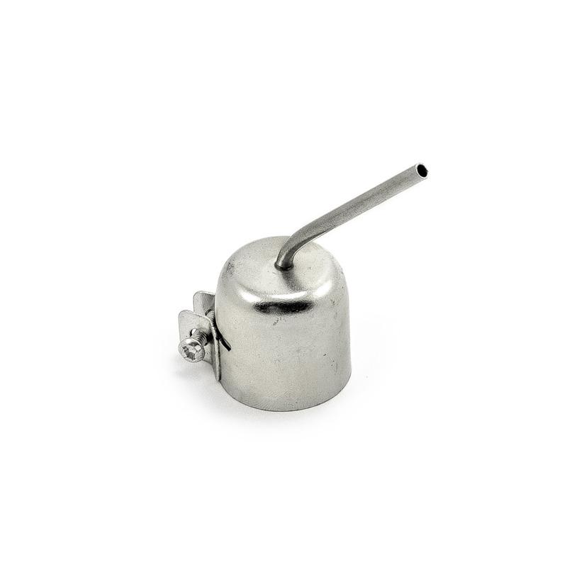 Horkovzdušná tryska zahnutá průměr 3 mm, délka 30 mm CN3030C