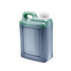 Plomby na šroubky - tekutý signalizační vosk zelený 1000ml