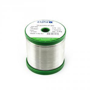 Bezolovnatý cín Alpha Telecore HF-850 2,2% SAC305 500g 0.75mm