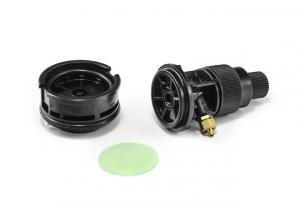 Náhradní díl vstupní škrtící ventil k pneumatickým pistolím 300ml a 600ml