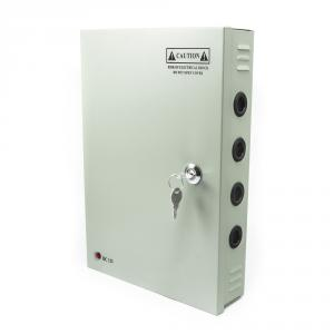 Výrobek: Napájecí skříň (rozvaděč) pro modulové zdroje, až 18 jištěných výstupů