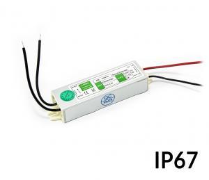 Voděodolný napájecí zdroj 12V 1.25A 15W