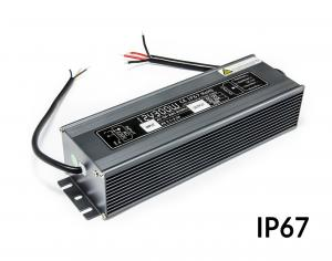 Výrobek: Napájecí zdroj pro LED osvětlení voděodolný IP67 12V 25A 300W