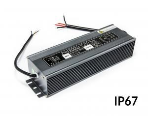 Průmyslový zdroj voděodolný IP67 24V 12.5A 300W