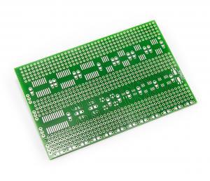 Univerzální prototypové DPS 2.54mm SMD PCB 7x11cm