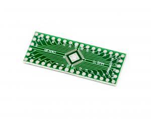 SMD redukce z QFN32 QFN40 na DIP32 a DIP40 2.54mm