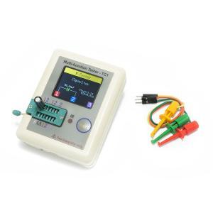 Automatický tester RLC, ESR a polovodičů verze BOX