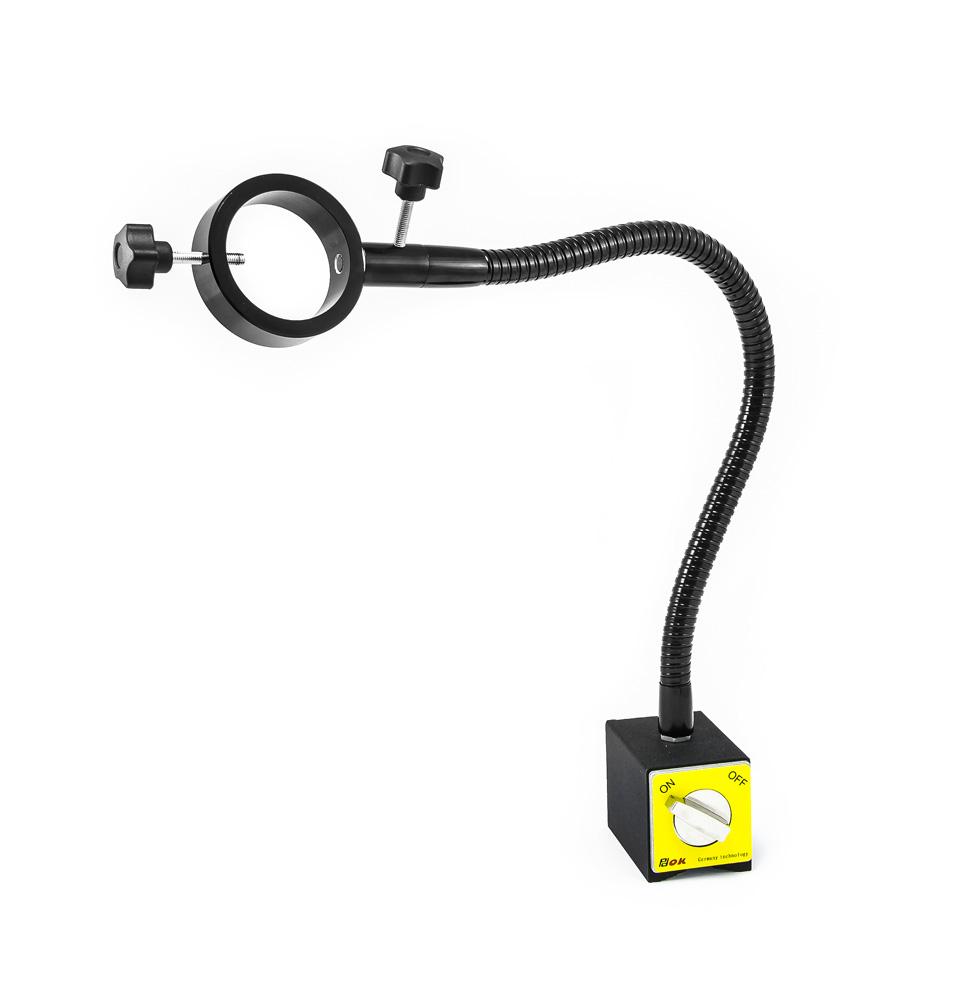Držák na ohebném ramenu s prizmatickou magnetickou základnou PDOK OK43