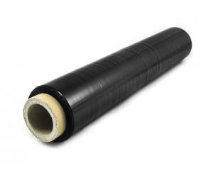 Fixační stretch folie 500mm 150m černá 23my