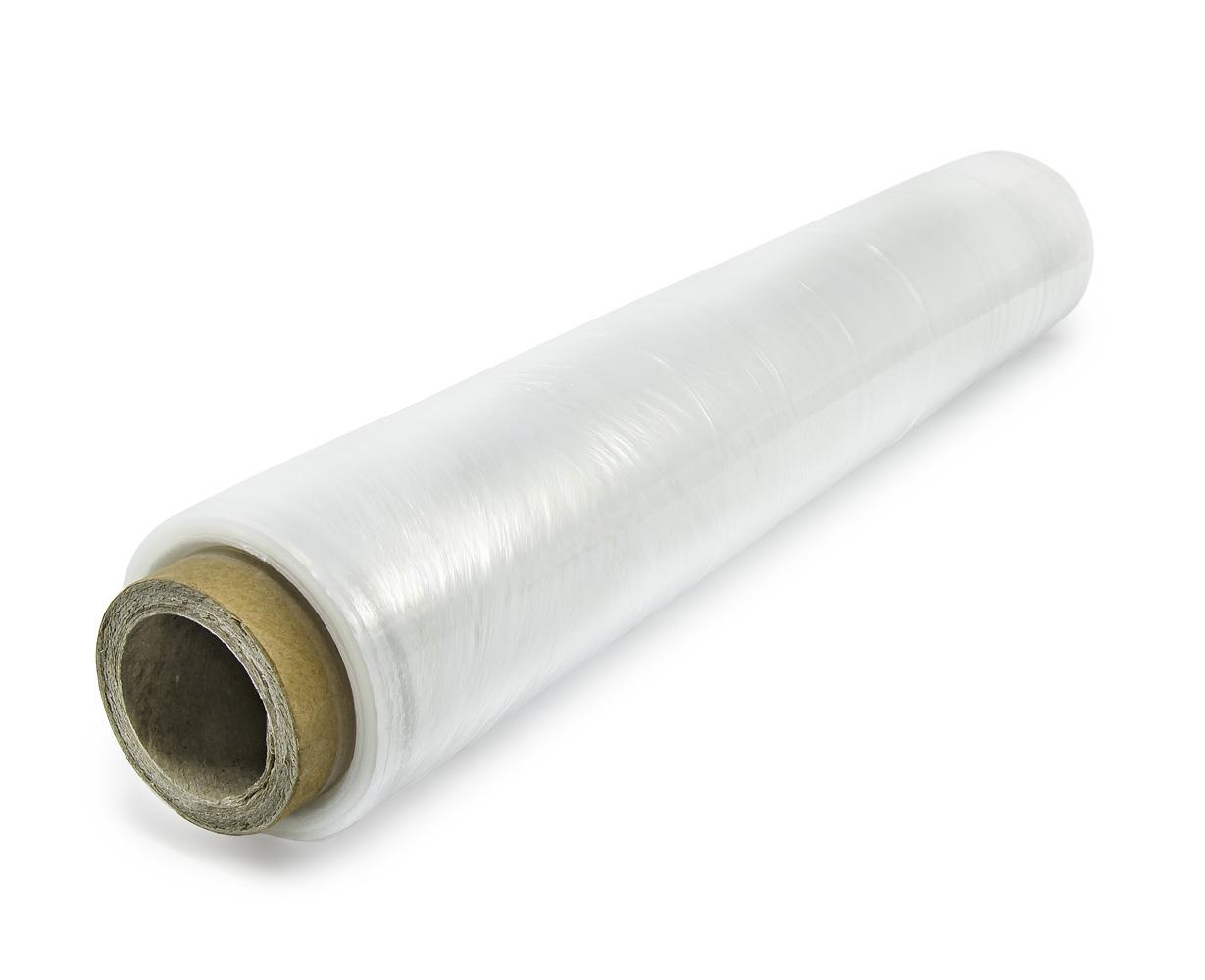 Fixační stretch folie 500mm 150m transparentní 23my