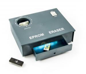 Mazačka pamětí EPROM s UV osvitem a časovačem