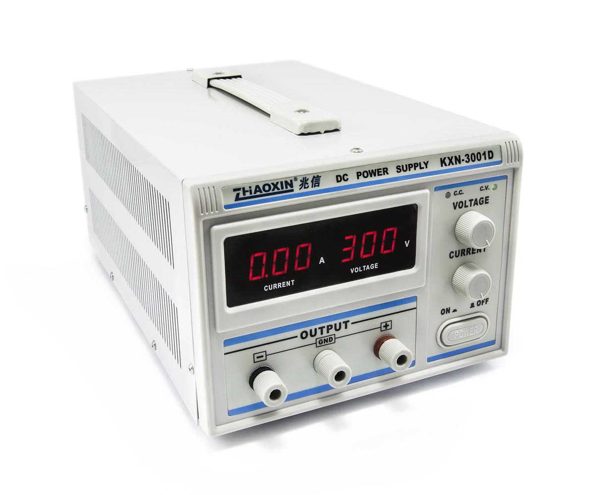 Laboratorní spínaný zdroj KXN-3001D 0-300V/1A