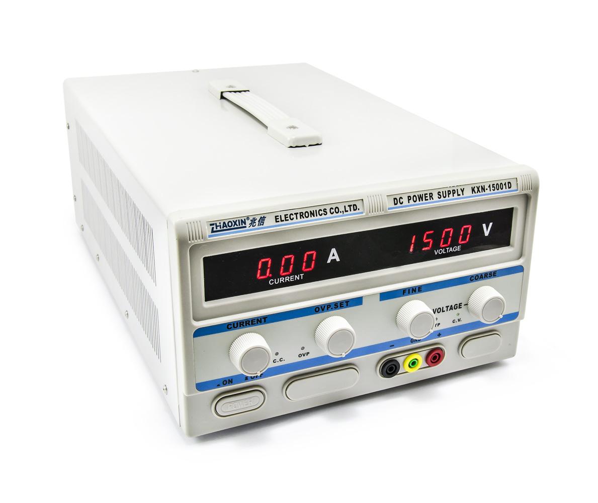 Vysokonapěťový spínaný zdroj KXN15001D DC 0-1500V/1A