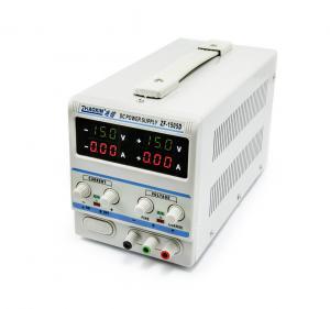 Symetrický laboratorní zdroj ZF-1505D 15V 5A