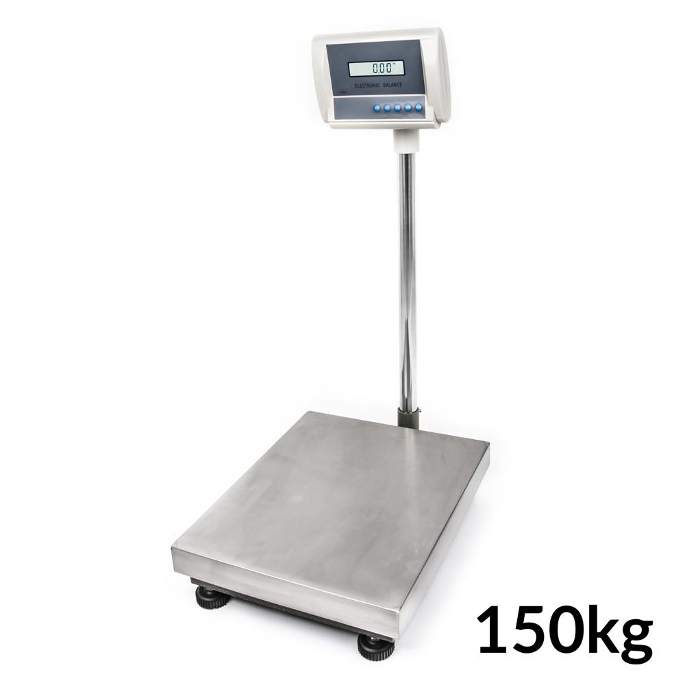 Skladová balíková digitální váha 10g / 150kg